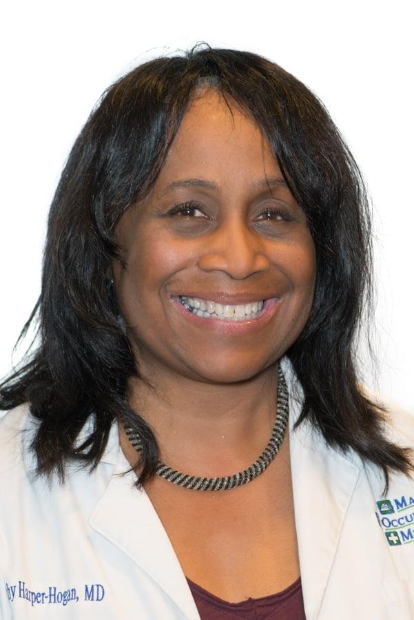 Dr. Cathy Harper- Hogan