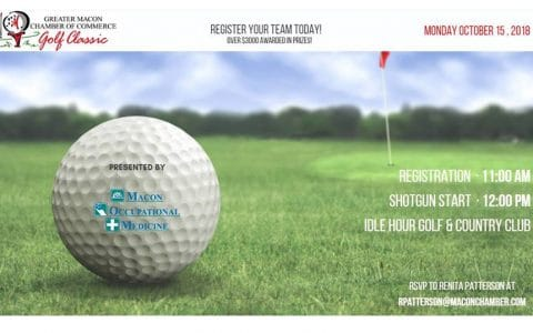 2018 Golf Classic – October