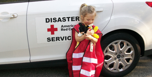 Caring for our Community: American Red Cross