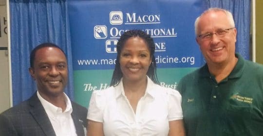 Macon-Bibb County Industrial Authority Career Fair