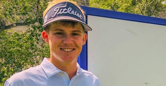 Proud Sponsor of Golfer Stanton Schorr